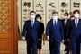 <청와대=인터뷰뉴스TV> 문재인 대통령 오늘 청와대에서 서욱 국방부장관과 김대지 국세청장에게 임명장 수여/Pres. Moon Jae-in awarded the new Minister of Defense Seo-wook & the new Director of Nat'l Tax Service Kim Dae-ji