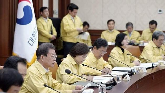 (속보=인터뷰뉴스TV) 문재인 대통령, 신종 코로나 '강력대응'.. 특별대책회의 '대구지역' 관련 서면브리핑