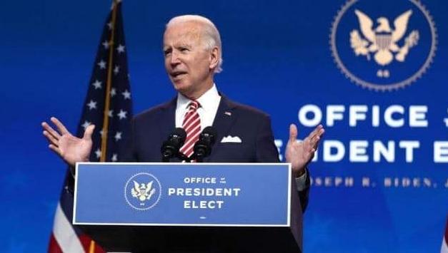 <외신=InewsTV>  U.S. President-elect Joe Biden announces The 1st inauguration... President Donald Trump cancels policies/ 조 바이든 미 대통령 당선자, '백악관 취임1일' 업무발표…논란의 트럼프 대통령 정책들 모두 취소 추진!