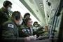 <InewsTV USA> 문재인 대통령, 국군 통수권자로서 새해 첫날 우리 영공 '초계비행' '공군 Peace Eye E-737' 탑승 육, 해, 공군, 해병, 지휘관 격려 점검!