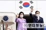 President Moon Jae-in, departed through Seoul Airport today to attend the UN General Assembly